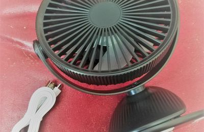 Mini Ventilateur sans fil