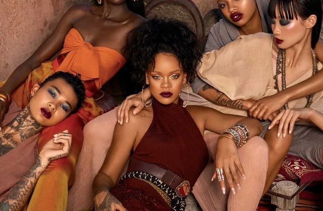 Make up Fenty-Beauty by Rihanna 😍😍😍