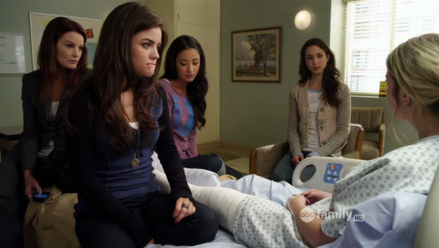 Critiques Séries : Pretty Little Liars. Saison 1. Episode 11.