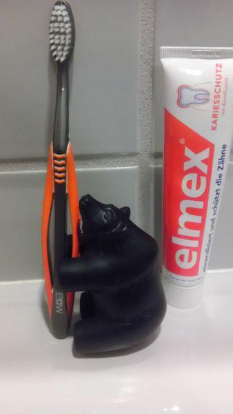 Zähneputzen nicht vergessen!