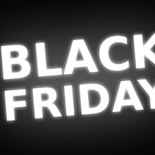 Black Friday 2020 c'est le moment de ce faire plaisir et de faire les achats de Noel