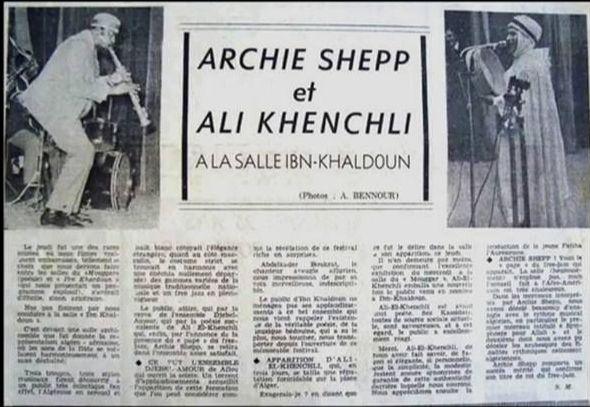 Musique Chaouie, Quelques chansons à succès de Ali el khenchli, Algérie بعض الأغاني المشهورة و المختارة لعلي الخنشلي
