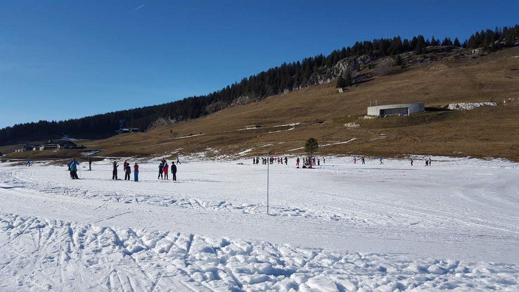 Ski de printemps le 17 décembre...