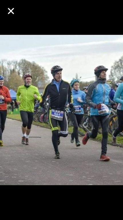 Run & Bike d'Uriménil Vosges.