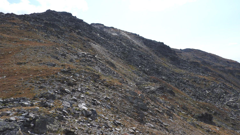 En direction du Mont du Chat