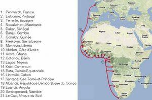 """""""PRISM"""" et """"LUSTRE"""" pour mieux surveiller l'Afrique"""