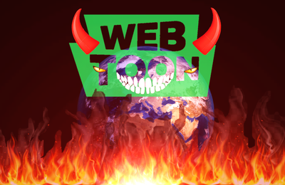 HOW WEBTOON IS DOMINATING THE WORLD!!!
