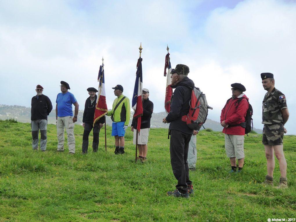Croix de l'Alpe et Fête du pain de Chartreuse à Sainte Marie du Mont
