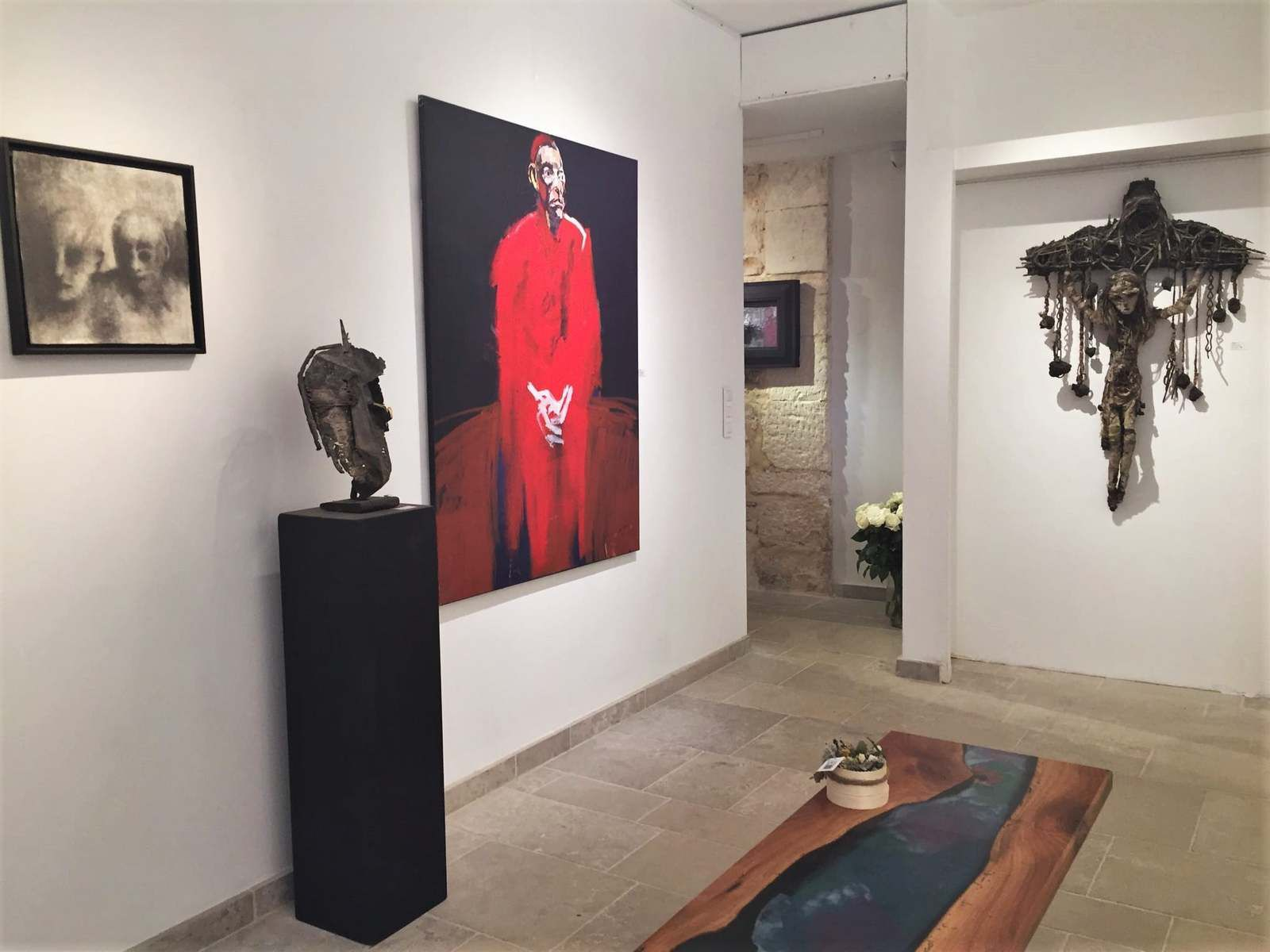 Exposition Divers d'Hiver / Point Rouge Gallery