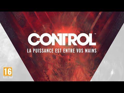 """[ACTUALITE] Control - Nouveau trailer """"La puissance est entre vos mains"""""""