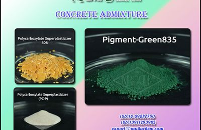 Advanced Concrete Admixture Offering by MUHU in Malaysia