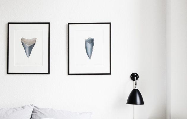 Les chambres style scandinave, ce que j'aime ...
