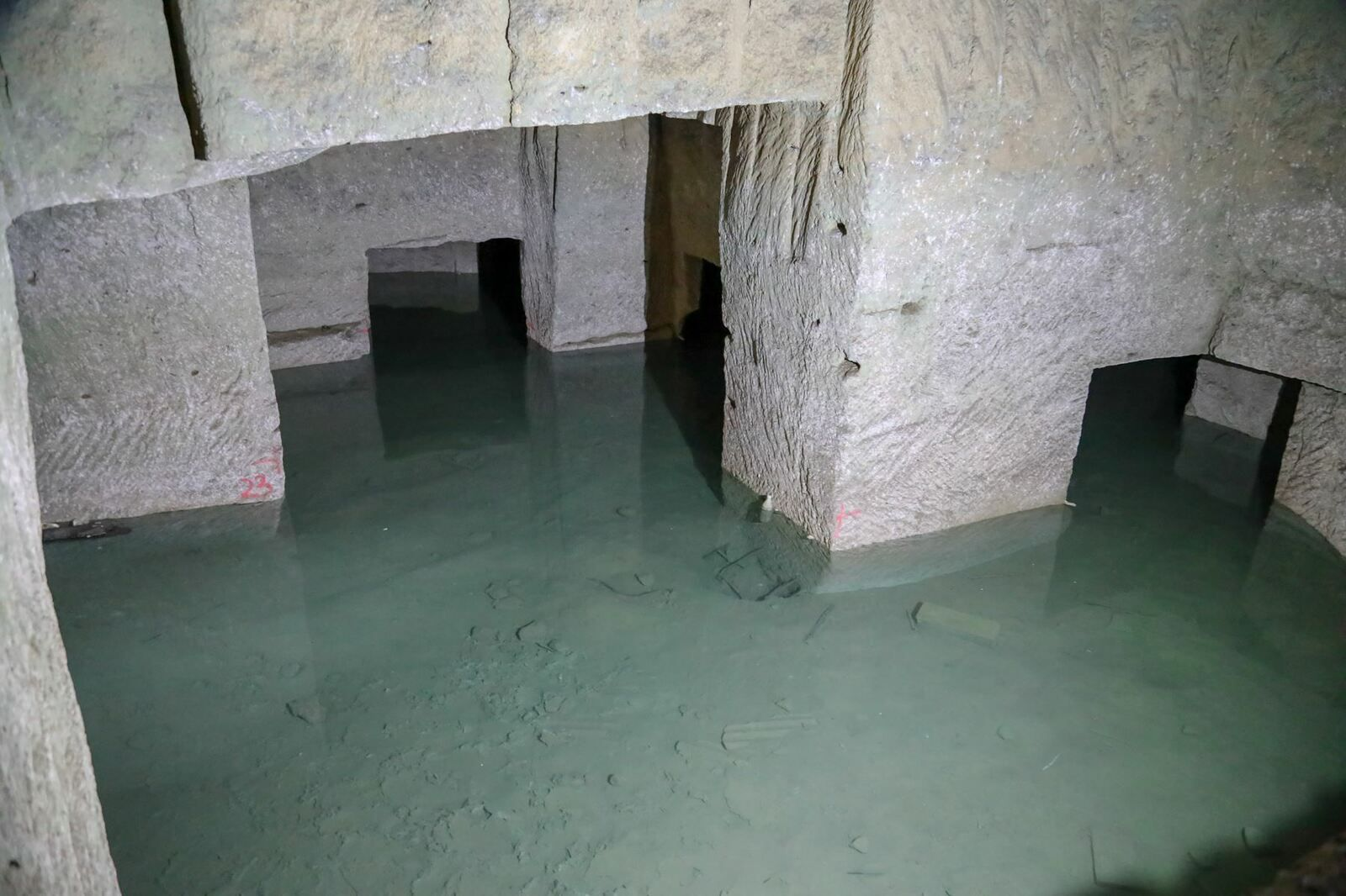 Sortie club 13/03/2021.Grottes de st.Macaire