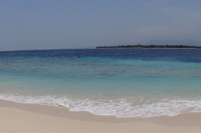 Indonésie : ile de Lombok
