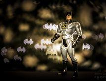 """Bokeh Créatif """"Batman"""""""