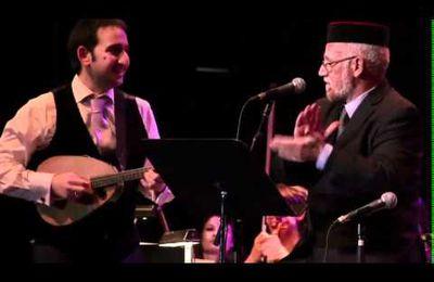 """Rabbi Haim Louk et MED Orchestra - """"Tzur Shehechyani"""" à Montréal"""