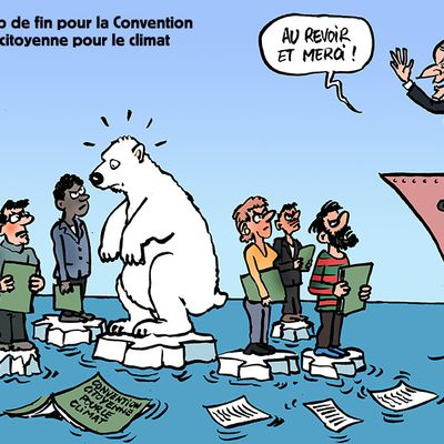 La Convention citoyenne pour le climat juge sévèrement le gouvernement