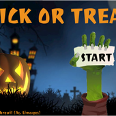 TRICK OR TREAT by Isabelle Beaubreuil on Genially