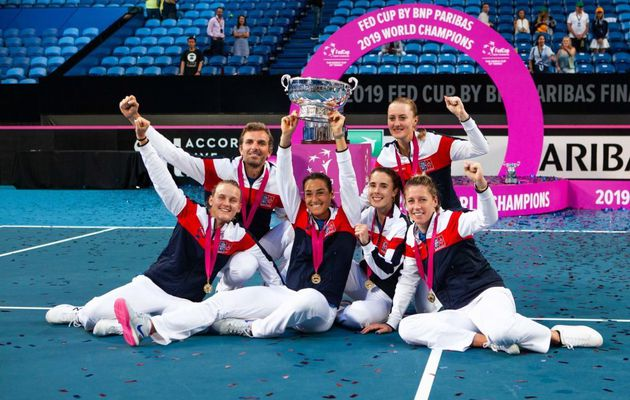 [Top 3 du week-end] : Fed Cup, Ligue des Champions Handball et Top 14