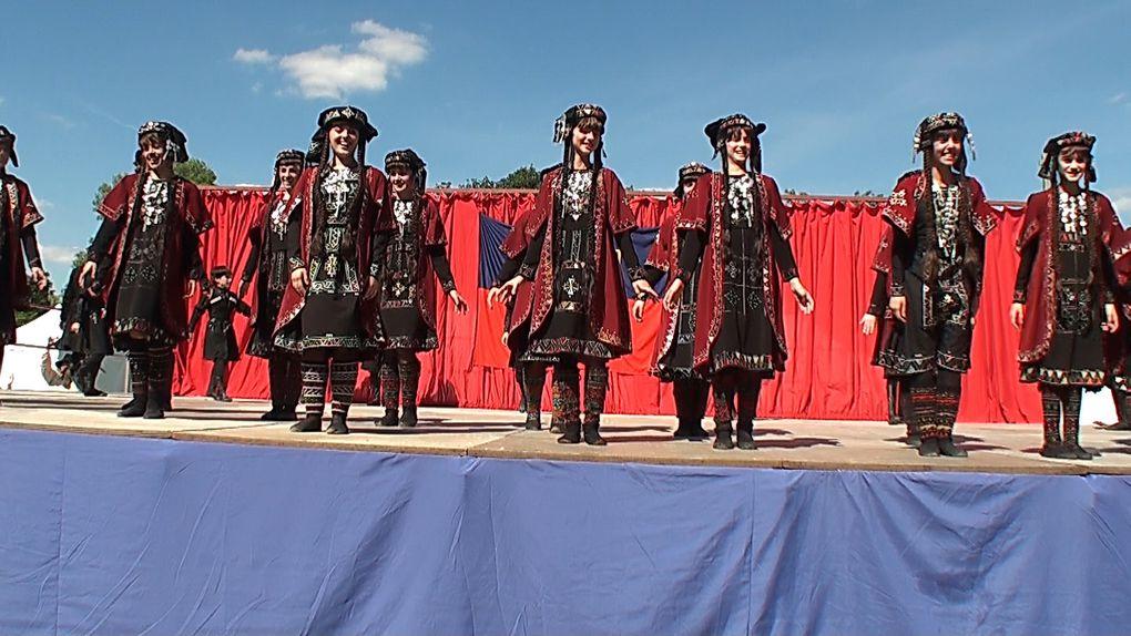Groupe folklorique de Géorgie : Sikharuli