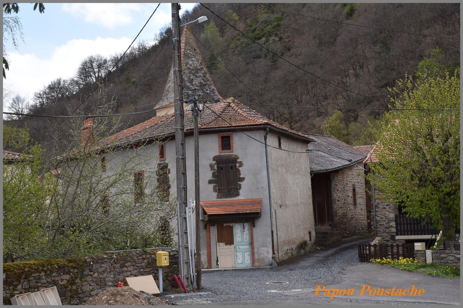 Bonnac dans le Cantal