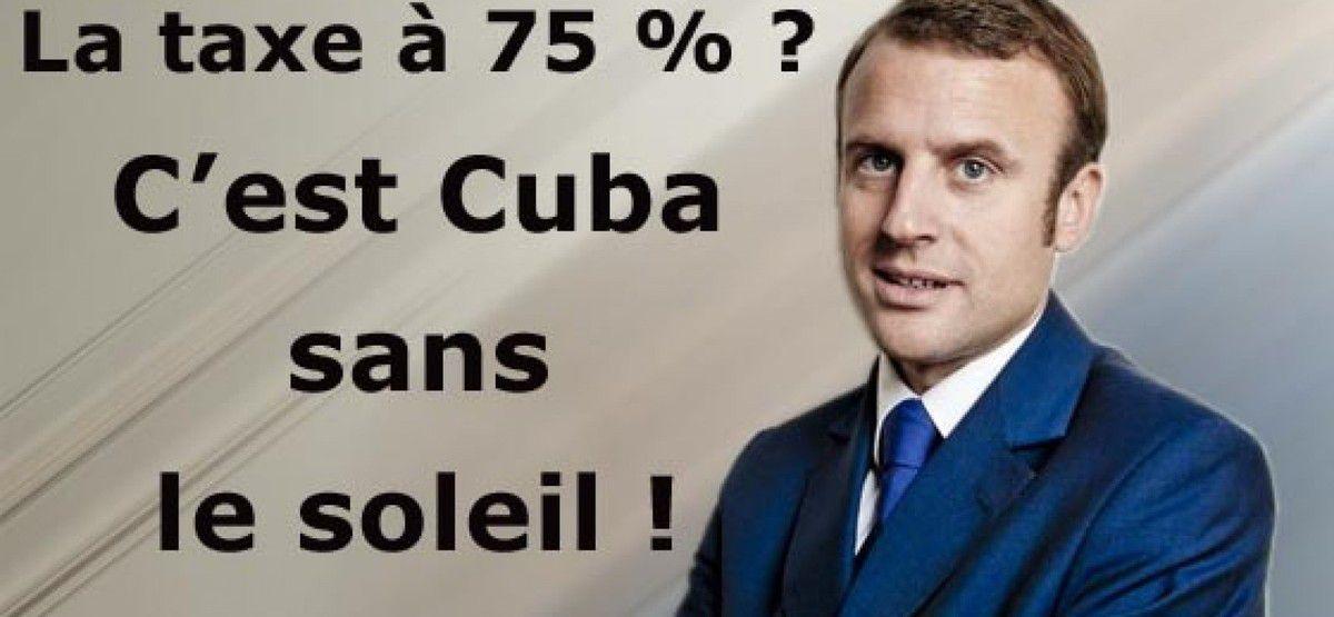 Emmanuel Macron et le français