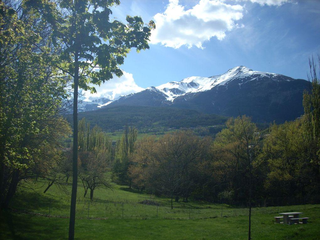 Livre numérique de photos : Paysages haut-alpins . Retrouvez toute la magnificence des paysages haut-alpins !