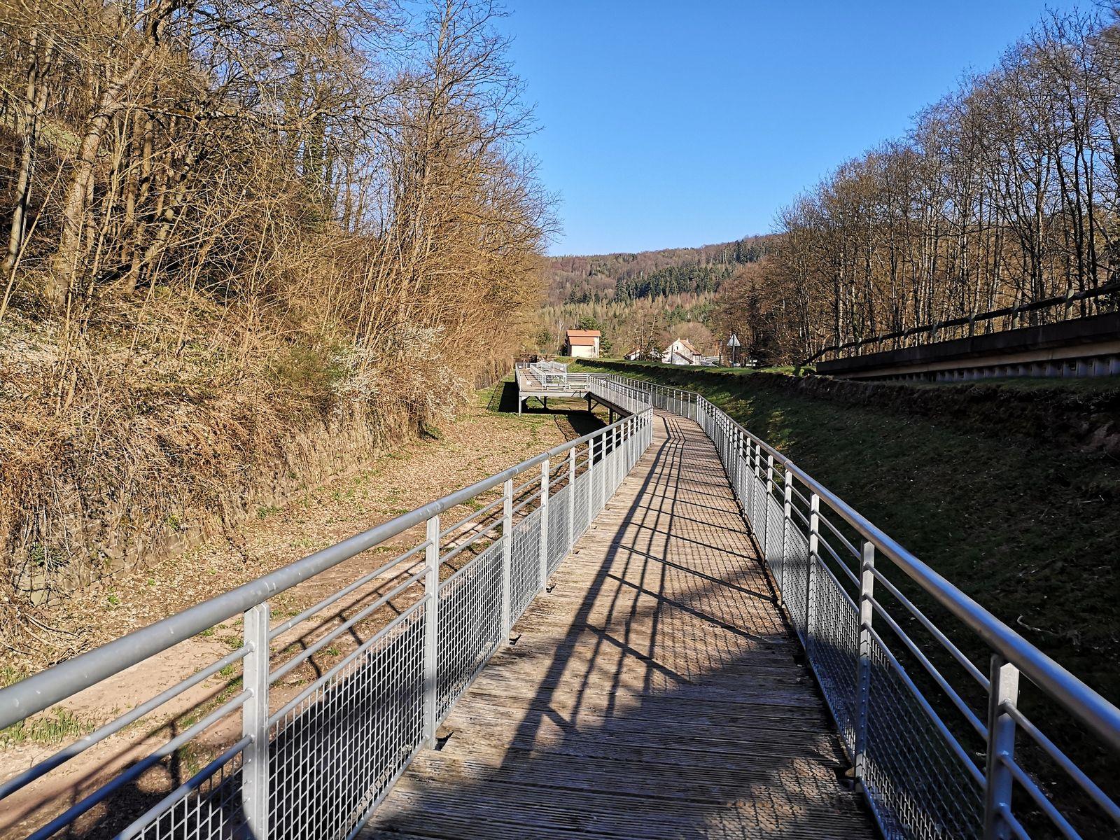 Le Sentier des Roches mosellan - 02/04/2021