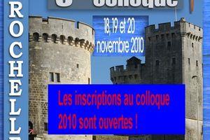 8ème colloque de la Fname - 18-20 novembre 2010 - Aspects sociologique de la difficulté scolaire