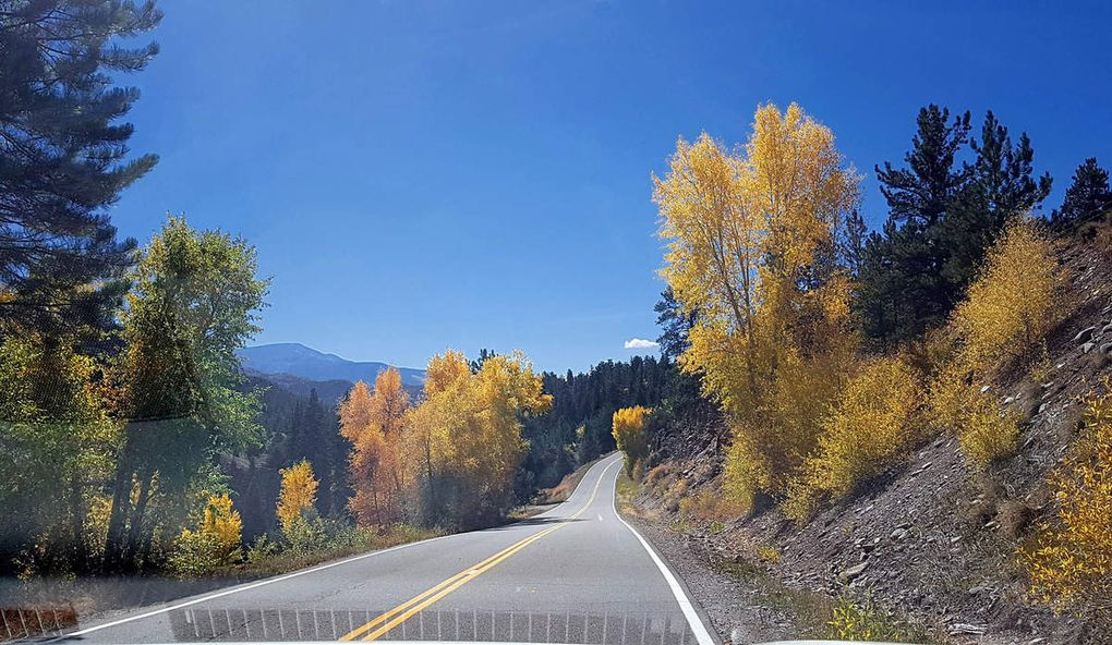 Diaporama : Silver Thread Scenic Byway