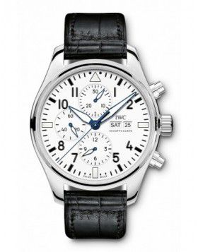 IWC Pilot's Chronograph Edition 150 Years Replica