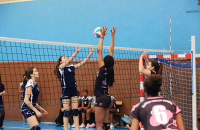 AS Volley mercredi 13 janvier 2021