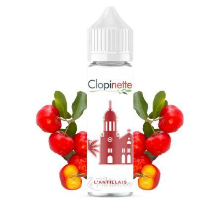 Test - Eliquide - L'Antillais gamme Patrimoine de chez Clopinette