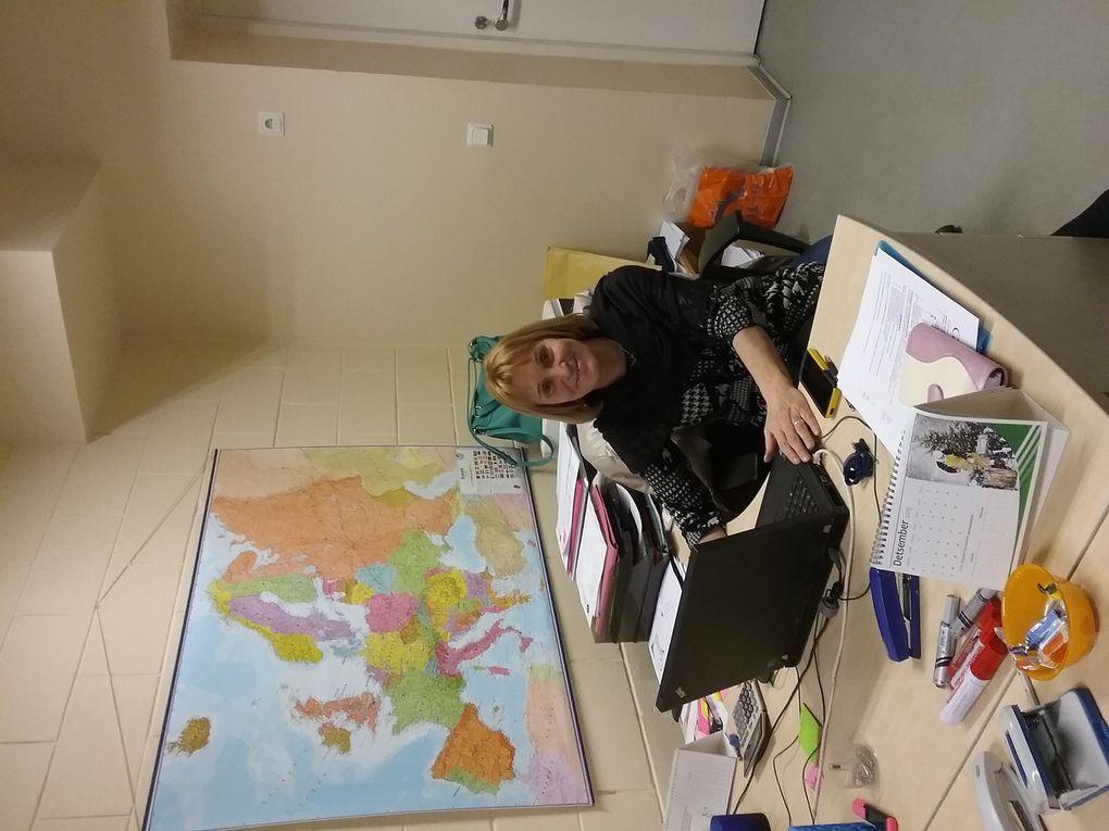 Interview de thomas à son retour de son séjour en Estonie