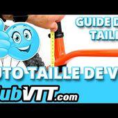 Comment choisir sa taille de vtt ? Conseils TROC VELO - 307