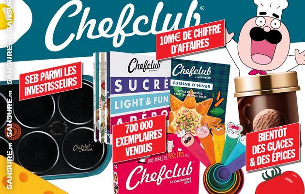 Le business de Chefclub ! #Chefclub