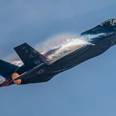L'Armée de l'Air et de l'Espace accueille ses premiers F-35A Lightning II. - avionslegendaires.net