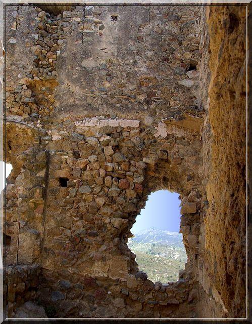 Diaporama château de QUERMANCO à Vilajüïga
