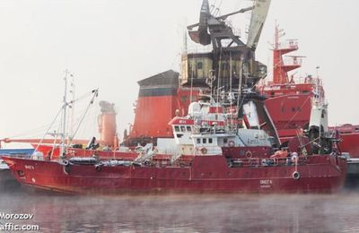 Russian trawler sinks in the Barents Sea: 17 dead or missing