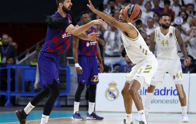 EuroLeague : le Real Madrid remporte le classico face au Barça