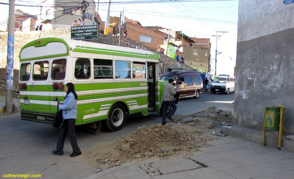 Album - Bolivie-La-Paz