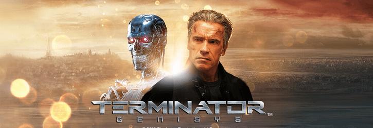 machine à sous en ligne Terminator Genisys développeur Playtech sur Casino777.ch