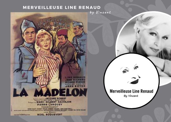 CINEMA: La Madelon (1955)
