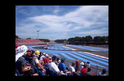 GP FRANCE F1 CIRCUIT PAUL RICARD AU CASTELLET JUIN 2019