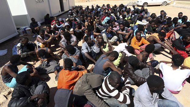 Imágenes de la tragedia migratoria africana en el Mediterráneo.- El Muni.