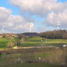 Les éoliennes ne manquent pas d'air
