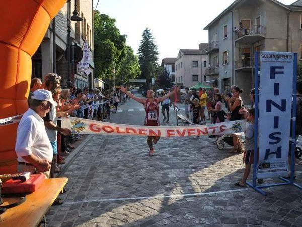 Giro di Carpegna 2015 (15^ ed.). Enrico Benedetti e Federica Moroni dominano la competitiva. Un fine settimana all'insegna del turismo e dell'enogastronomia