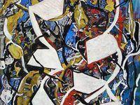 Daielle Reissner, peintures 2007