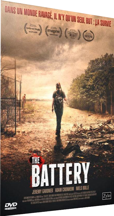 The Battery (2012) avec Jeremy Gardner, Adam Cronheim, Niels Bolle