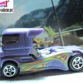 SEMI FAST CAMION HOT WHEELS 1/64 - car-collector.net